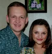 Danil Kucherko and his fiance (also deceased)